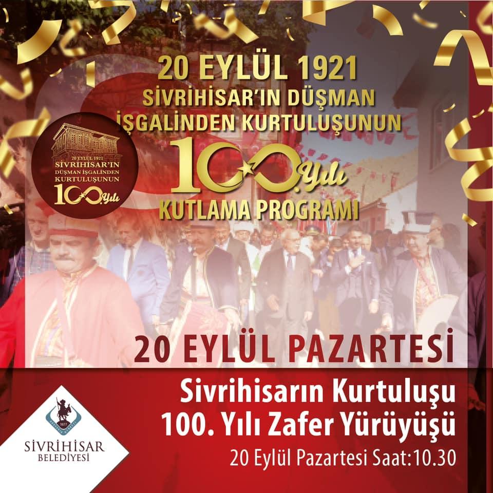 sivrihisar 100. yil 5 - Sivrihisar'ın Kurtuluşunun 100. Yılı