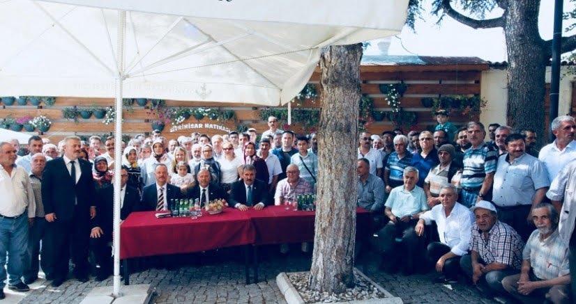 sivrihisar 2018 500 kurban bayram - Mustafa Destici Sivrihisar'da Bayramlaşacak