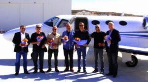 sivrihisar air 6 ogrenci 300x168 - Dünya Pilotlar Günü Etkinliği