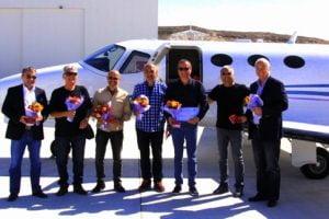 sivrihisar air 6 ogrenci 300x200 - Dünya Pilotlar Günü Etkinliği