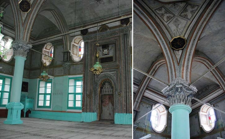 sivrihisar aziz mahmut cami - Aziz Mahmud Hüdai Camii