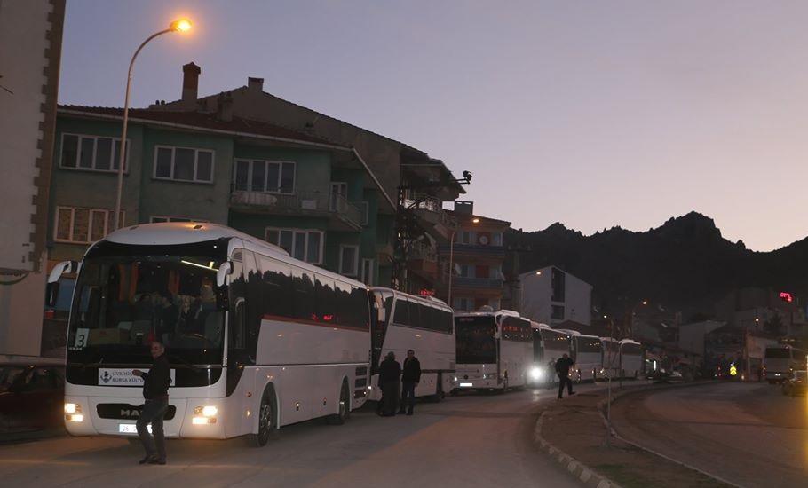 sivrihisar bursa gezi - Bursa Kültür Gezisi