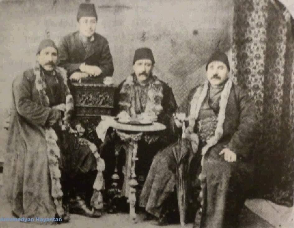 sivrihisar ermeni tuccarlar - Sivrihisar Ermenileri