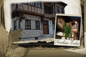 sivrihisar houses 300x200 - Historic Sivrihisar Houses