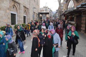 sivrihisar kadinlar bursa gezisi 300x200 - Bursa Kültür Gezisi