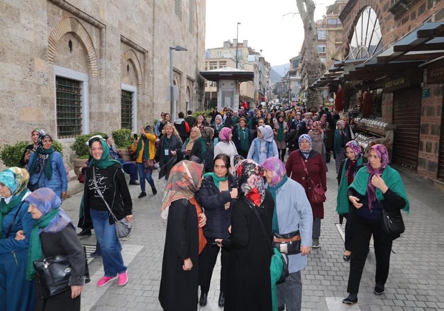 sivrihisar kadinlar bursa gezisi - Bursa Kültür Gezisi