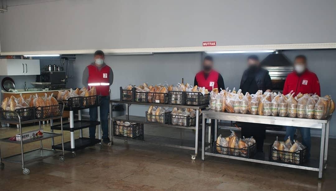 sivrihisar ramazan gonulluleri1 - Sivrihisar Ramazan Gönüllüleri