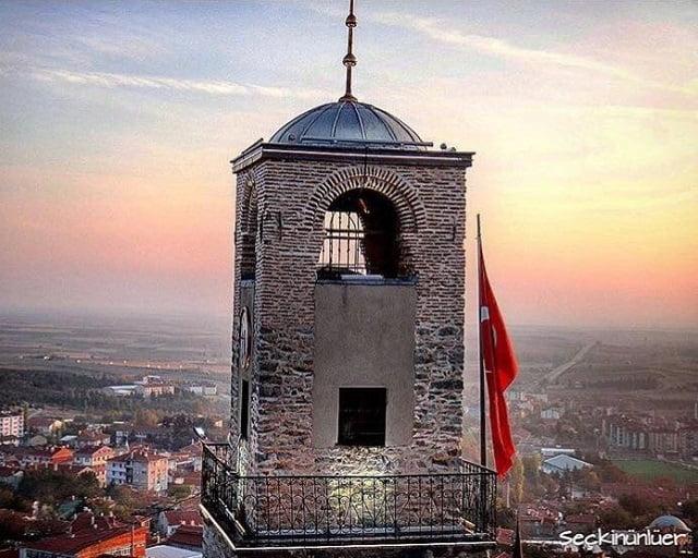 sivrihisar saat kulesi - Sivrihisar Saat Kulesi