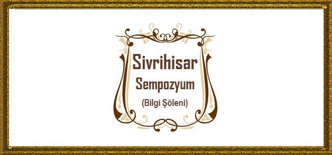 sivrihisar-sempozyum