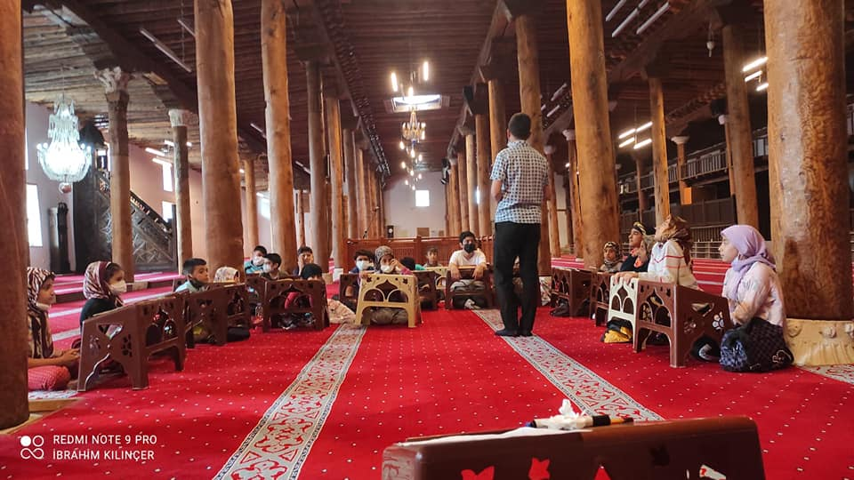 sivrihisar yaz kuran kursu 10 - Yaz Kur'an Kursu