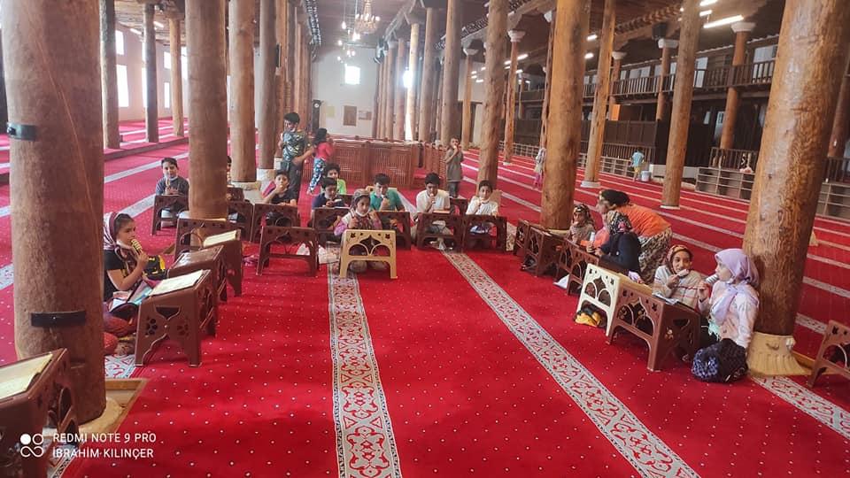 sivrihisar yaz kuran kursu 11 - Yaz Kur'an Kursu