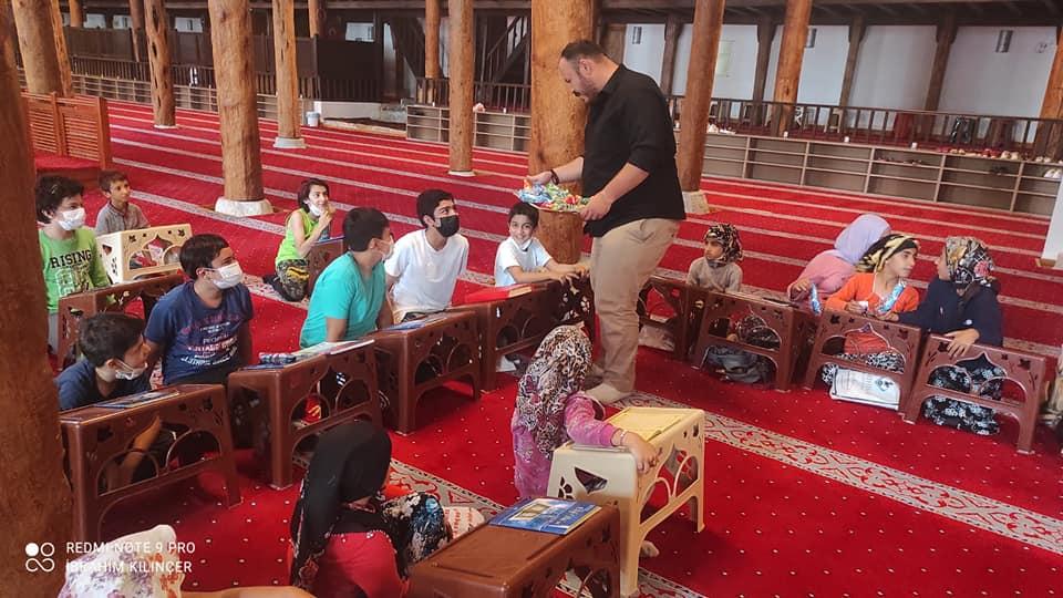 sivrihisar yaz kuran kursu 12 - Yaz Kur'an Kursu