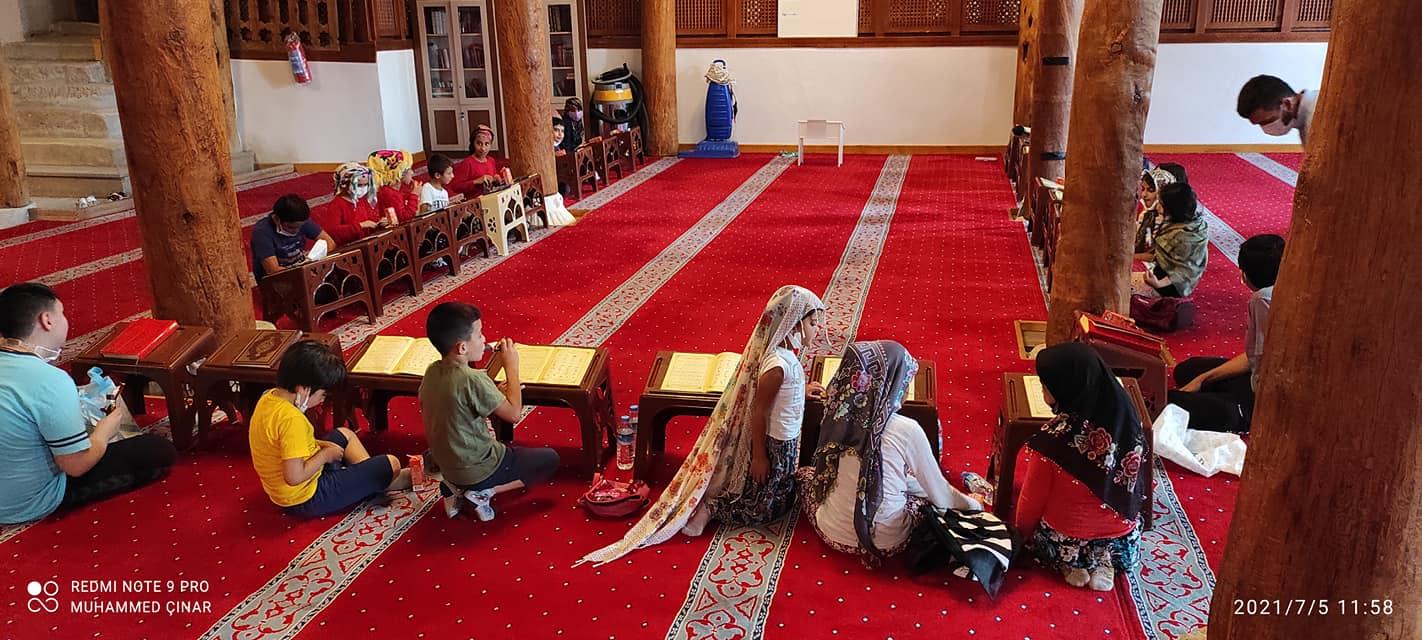 sivrihisar yaz kuran kursu 3 - Yaz Kur'an Kursu