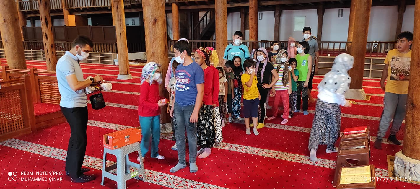 sivrihisar yaz kuran kursu 5 - Yaz Kur'an Kursu