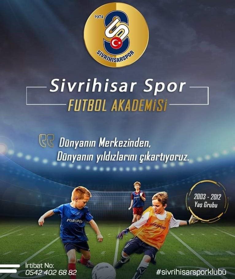 sivrihisarspor futbol akademisi - Sivrihisarspor Futbol Akademisi