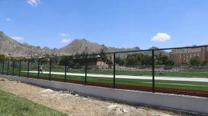 spor tesis yenileniyor 2 300x168 - Spor Tesisleri Yenileniyor