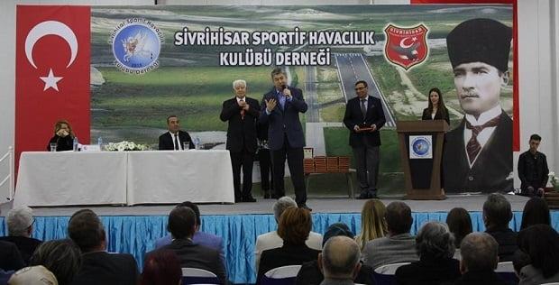 sshk dernegi - Havacılık Kulübü Derneği Başkanlığı