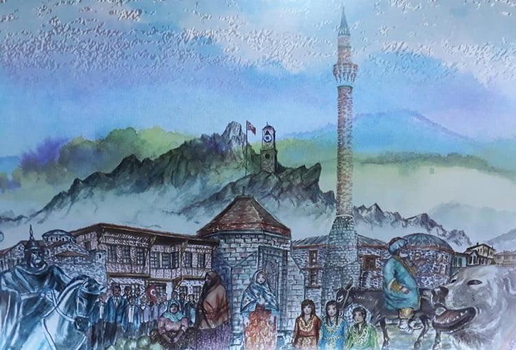 tarihi sehir sivrihisar - Erdemli Bir Şehir Sivrihisar