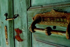 tokmak 300x200 - Sivrihisar Kapı Tokmakları