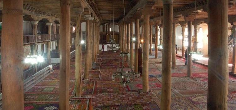 ulucami tarihi halilar - Camii Kebir Vakfı
