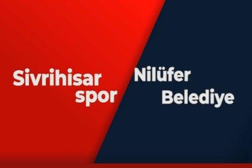 voleybol erteleme maci - Sivrihisarspor Şampiyon