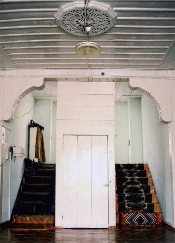 yazicioglu konak cift merdiven - Yazıcıoğlu Konağı