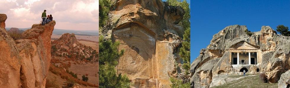 yazilikaya - Eskişehir Tarihi