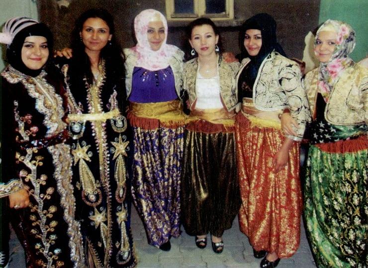 yoresel giysiler - Sivrihisar Kültürü