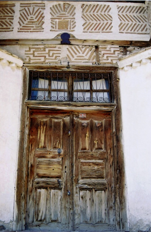 zaimoglu konak giris kapi - Sivrihisar Zaimağa Konağı